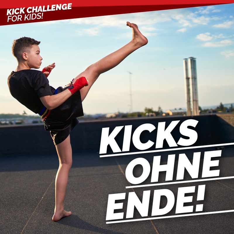 KA Kick Challenge