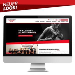 KA Redesign Homepage