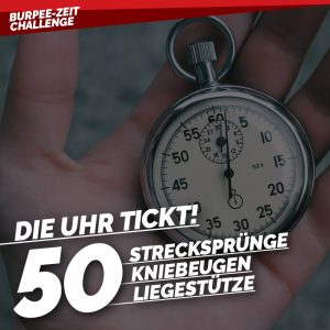 Kampfsport Akademie Trier Föhren Burpees
