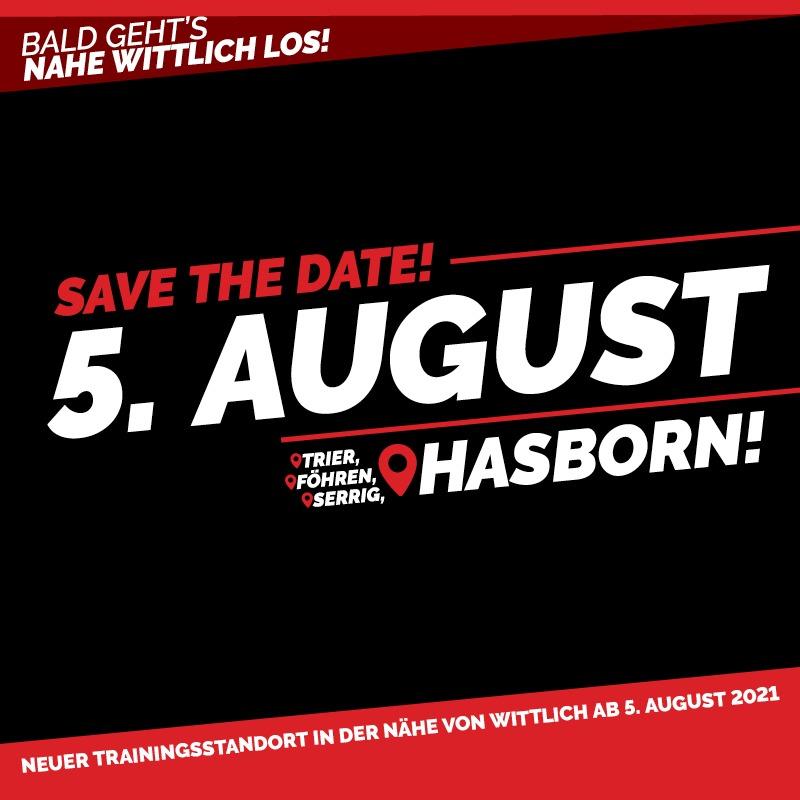 Hasborn Date