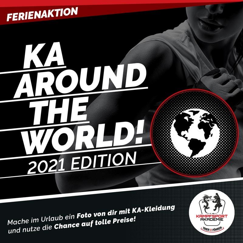 KA around the world