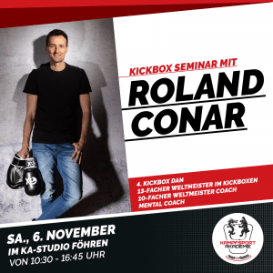 Seminar Roland Conar